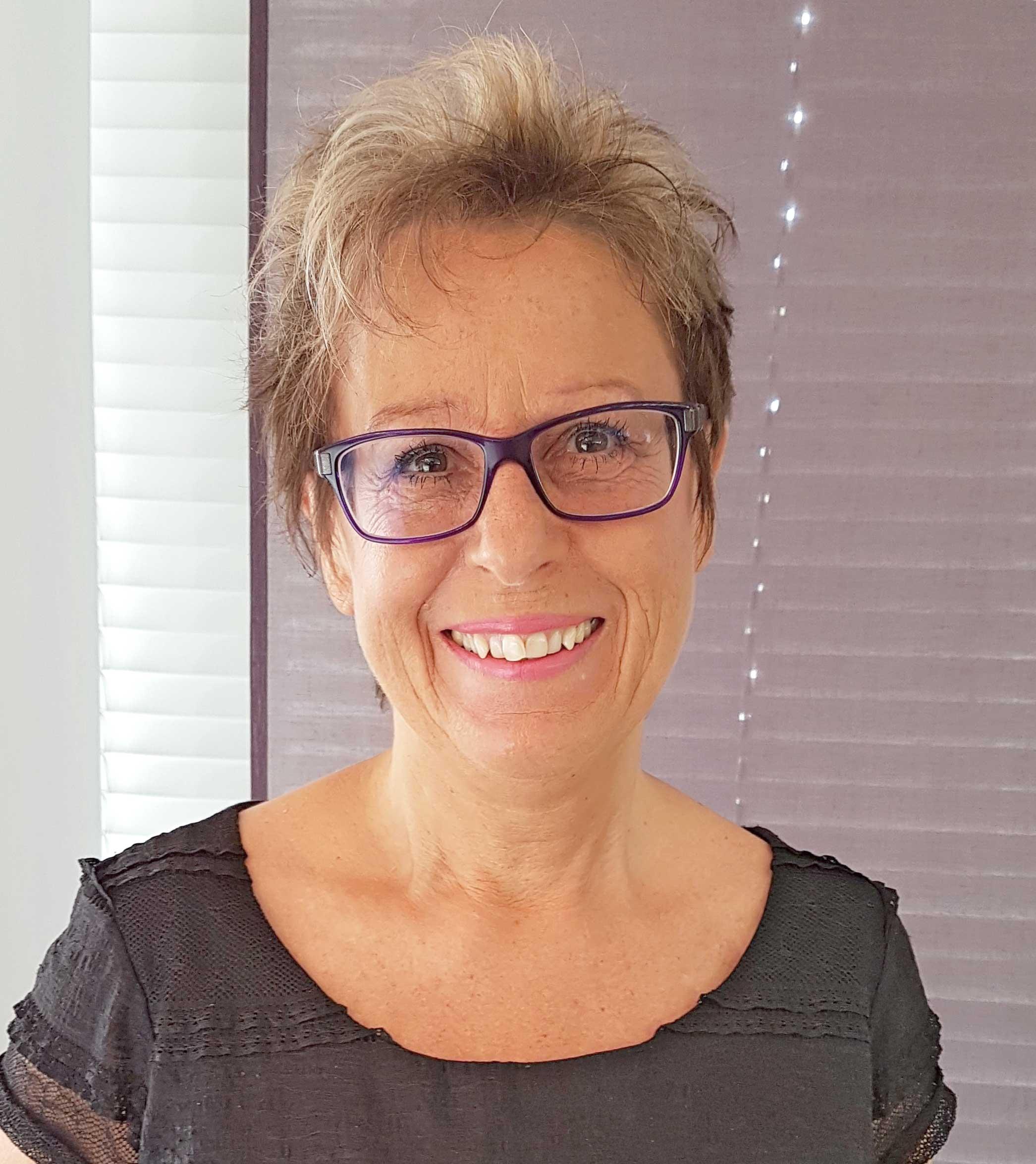 Portrait Brigitte Fischer